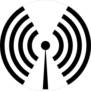 Radio Silent Play Logo